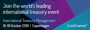 EuroFinance International Treasury Management Copenhagen 2019