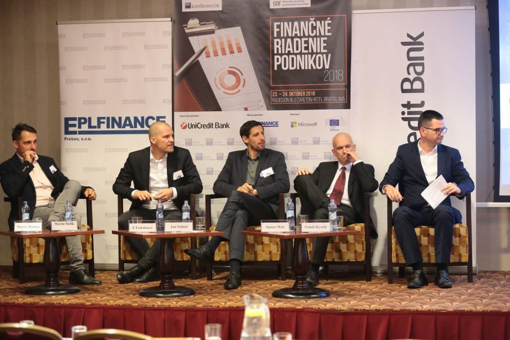 Treti panel FRP 2018