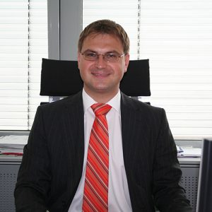 Jaroslav Habo, Director Corporate Clients Slovakia, UniCredit Bank Czech Republic and Slovakia, a.s.