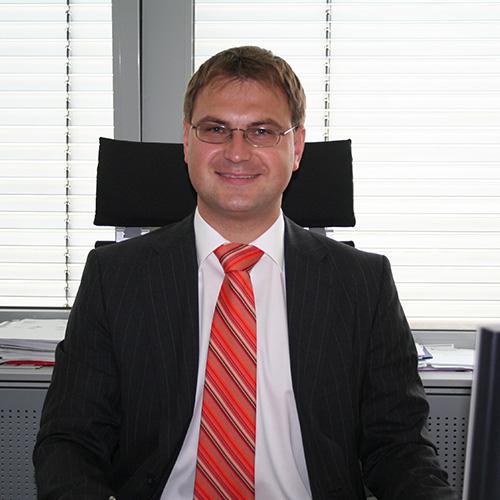 Jaroslav Habo, Director Corporate Clients Slovakia, UniCredit Bank Czech Republic and Slovakia, a.s.