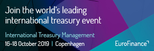 EuroFinance International Treasury Management Copenhagen 2019