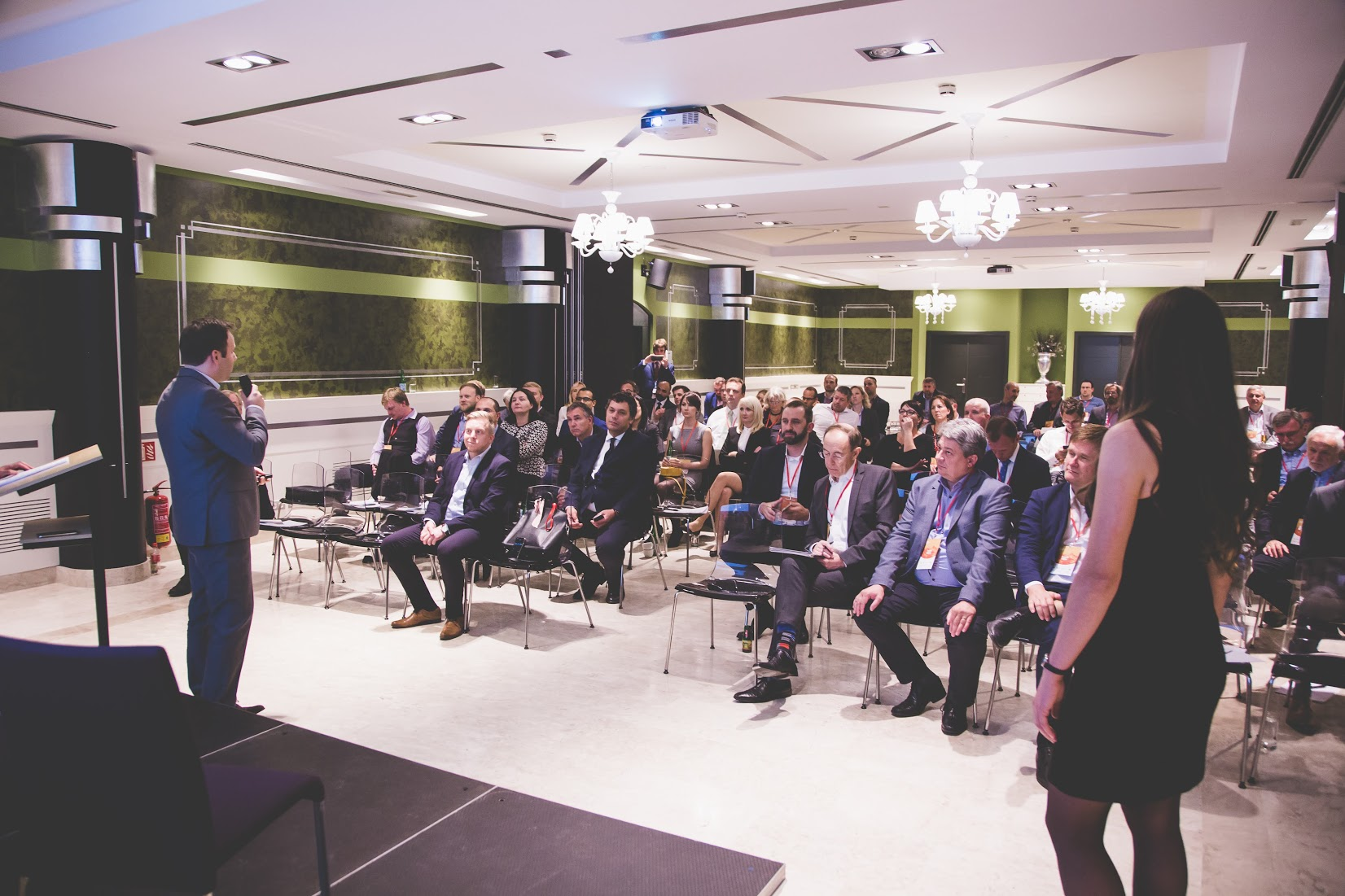 Cashing in on Trends in Brno - The 8th  CEE Treasury Forum