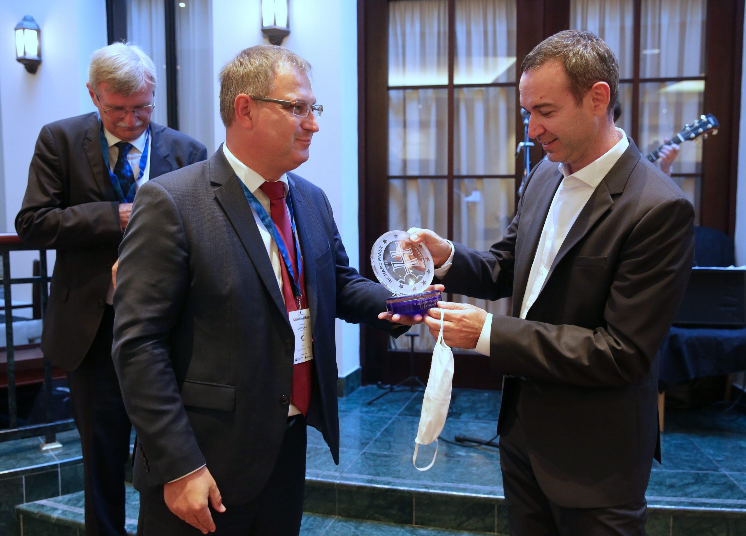 SAF Ocenenie 2020: Richard Panek