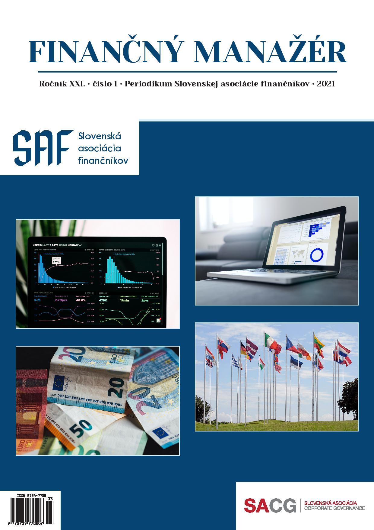 Prečítajte si nové číslo časopisu Finančný manažér